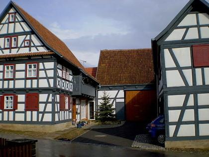 Dreiseithof Birkenweg 6 in Mellrichstadt-Sondheim