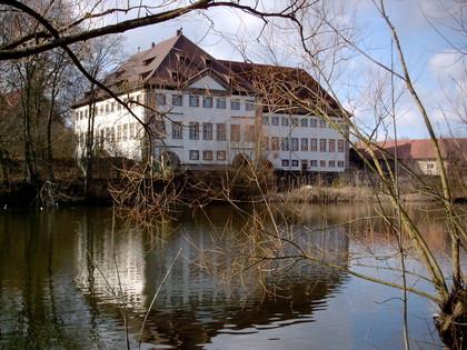 Schloss Bimbach in Prichsenstadt-Bimbach