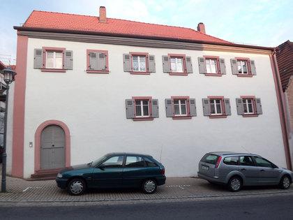 Außenansicht ehemaliger Bauernhof in Retzbach