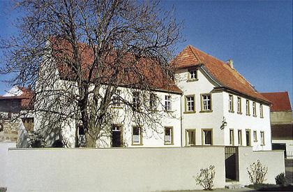 Ehemaliger Brauereigasthof in Kolitzheim-Herlheim