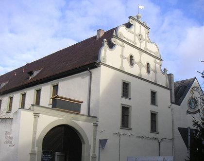 Außenansicht ehemalige Zehnthofkapelle in Nordheim am Main