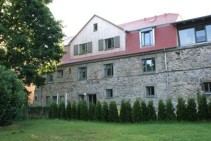 Außenansicht Anwesen Neue Gasse 51 bis 55 in Schweinfurt