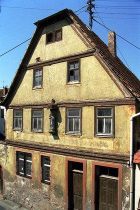 Außenansicht Anwesen Obere Hauptstraße in Thüngersheim