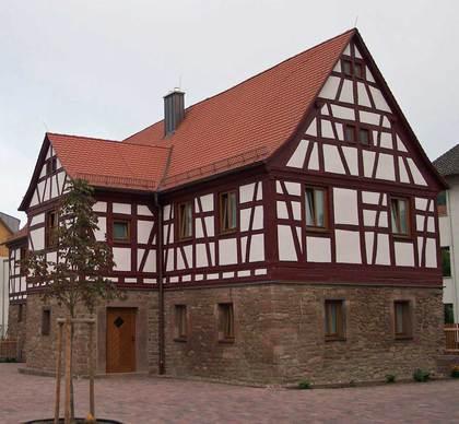 Außenansicht Anwesen Jahnweg 1 in Burgsinn