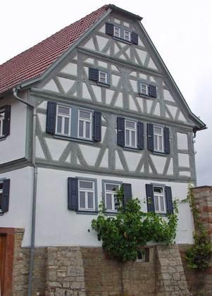 Außenansicht des Anwesens Ringstraße 5 in Leinach-Unterleinach