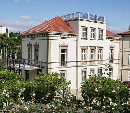 Außenansicht des Anwesens Rückerstraße 28 in Schweinfurt