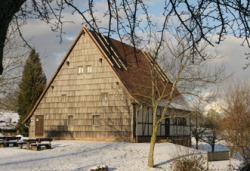 Das Watterbacher Haus in Kirchzell