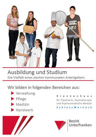 Flyer_Ausbildungsmesse_Schweinfurt