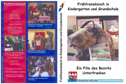 Umschlag Film Frühfranzösisch