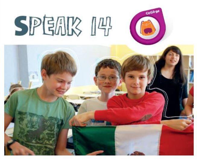 Logo Speak 14