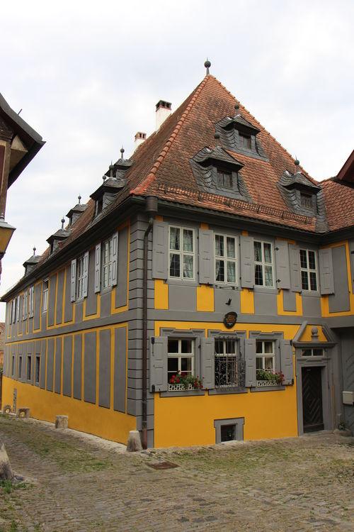 Kitzingen_Außenfassade nach SW