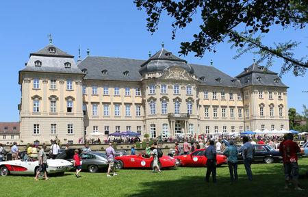 SchlossWerneck_Oldtimer