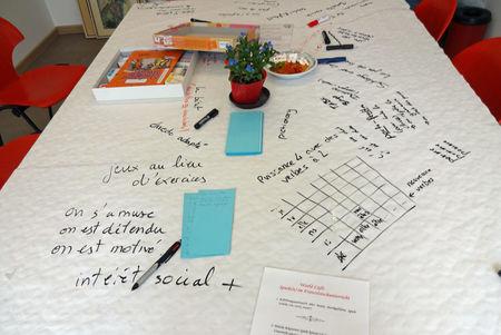 Franzoesischlehrertag_Worldcafe
